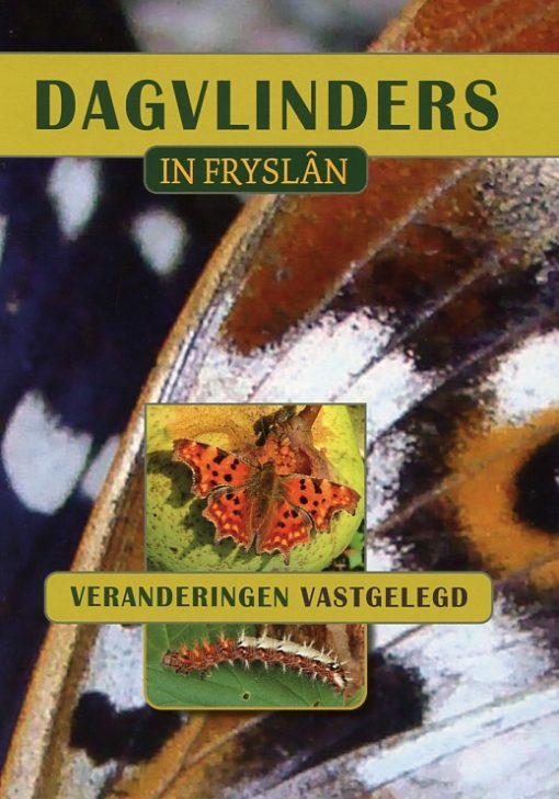 Dagvlinders in Fryslân