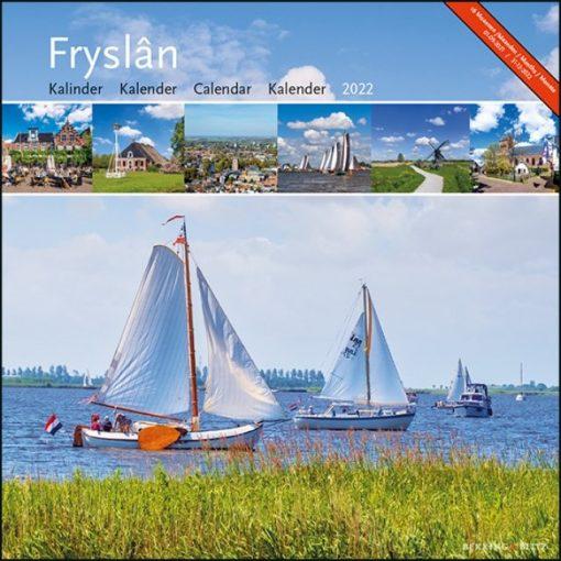 Fryslân kalinder 2022B